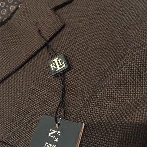 Ralph Lauren Suits & Blazers - Ralph Lauren Blazer - NWT - Brown - Textured Coat